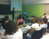 Master in Smart Cities students present projects applied to Sabadell